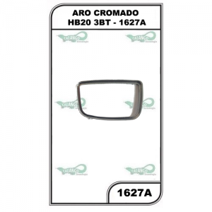 ARO CROMADO HB20 3BT - 1627A