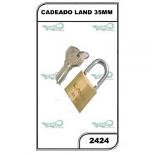 CADEADO LAND 35MM - 2424