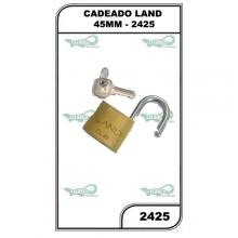 CADEADO LAND 45MM - 2425
