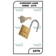 CADEADO LAND 40MM - 2476