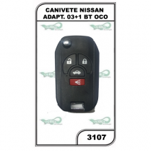 CANIVETE NISSAN ADAPT. 03+1 BT OCO