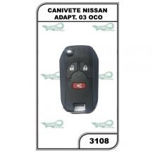 CANIVETE NISSAN ADAPT. 03 OCO.