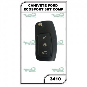 CANIVETE FORD ECOSPORT 3BT COMP- 3410