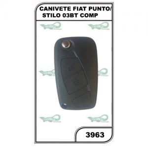 CANIVETE FIAT PUNTO/STILO 03BT COMP - 3963