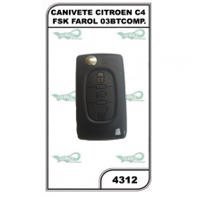 CANIVETE CITROEN C4 ASK FAROL 03BTCOMP.- 4312