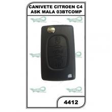 CANIVETE CITROEN C4 ASK MALA 03BTCOMP.- 4412