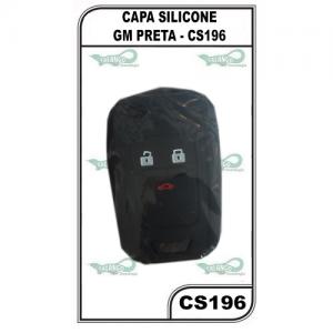 CAPA SILICONE GM PRETA - CS196