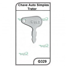 Chave Auto Simples Trator G 329 - G329