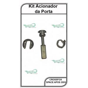 Kit Acionador da Porta VW Fox, Crossfox, Space Fox, Golf, Bora - AT1824