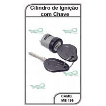 Cilindro de Ignição com Chave AT6236