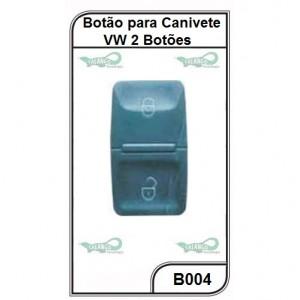 Botão para Canivete VW 2 Botões - B004