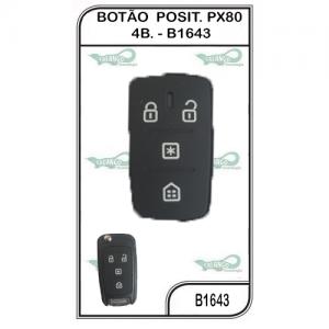 BOTÃO  POSIT. PX80 4B. - B1643