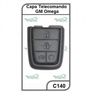 Capa Telecomando GM Omega 4 Botões - C140