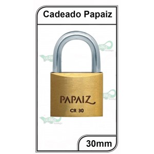 Cadeado Papaiz 30mm - P-30