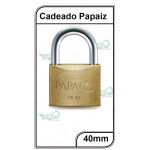 Cadeado Papaiz 40mm - P-40