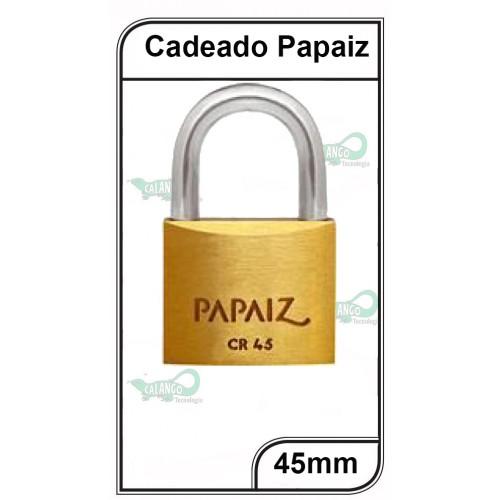 Cadeado Papaiz 45mm - P-45 f8b3f5a5d97a0