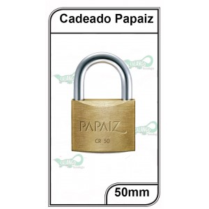 Cadeado Papaiz 50mm - P-50
