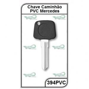 Chave Caminhão PVC Mercedes Friso Fino G 394 - 394PVC - PACOTE COM 5 UNIDADES