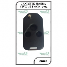 CANIVETE HONDA CIVIC 3BT OCO - 2082
