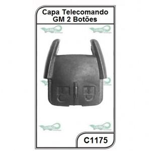 Capa Telecomando GM Vectra, Agile, Montana 2 Botões - C1175