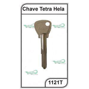 Chave Tetra Hela G 1121 - 1121T
