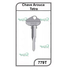 Chave Tetra Arouca G 779 - 779T