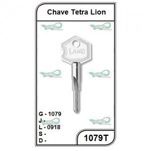 Chave Tetra  Lion G 1079 - 1079T