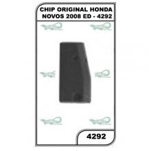 CHIP ORIGINAL HONDA NOVOS 2008 ED - 4292