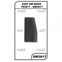 CHIP GM NOVO 793617 - GM3617