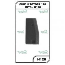 CHIP H TOYOTA 128 BITS - H128