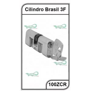 Cilindro Brasil 3F 100ZCR Monobloco - 100ZCR