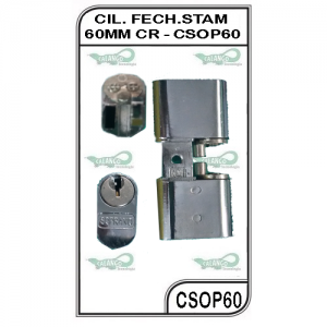 CIL. FECH.STAM 60MM CR - CSOP60