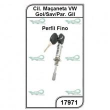 Cilindro da Maçaneta VW Gol, Parati e Saveiro GII Perfil Fino - 17971