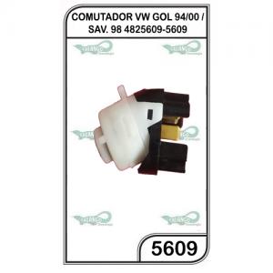 COMUTADOR VW GOL 94/00 / SAV. 98 4825609-5609