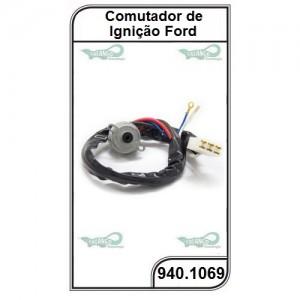 Comutador Ford Del Rey, Scala, Pampa após 85, F-1000, F-11000 86/92 - 940.1069