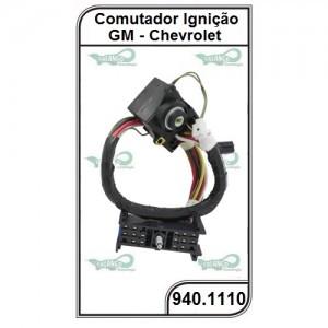 Comutador GM S10, Blazer, Silverado, GMC PickUp 3500HD, 6-100 e 6-150 - 940.1110
