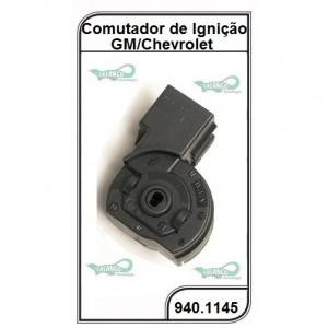 Comutador GM Vectra 97/05, Tigra 98/99, Astra 98/98 - Direção Fixa - 940.1145