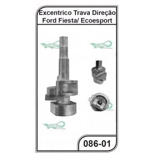 Excentrico Trava Direção Ford Fiesta/Ecosport - 086-01