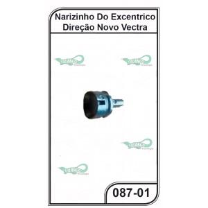 Excentrico da Trava de Direção GM Vectra Novo - Narizinho - 087-01