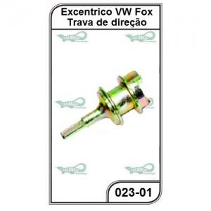 Excêntrico VW Fox Trava de Direção - 023-01