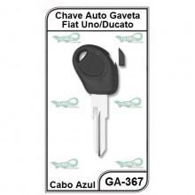 Chave Gaveta Fiat Uno Fire e Ducato - GA-367