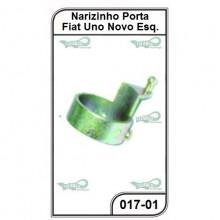 Narizinho Porta Fiat Uno Novo Esquerdo - 017-01