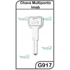 Chave Multiponto Imab G 917 - 917 -PACOTE COM 5 UNIDADES