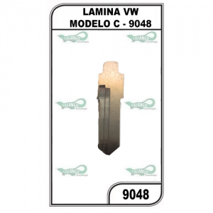 LAMINA VW MODELO C - 9048