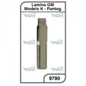 Lâmina GM Chevrolet Modelo K Vectra, Omega, Suprema -9790