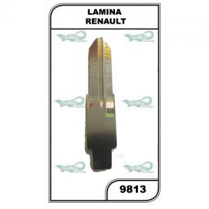 LAMINA RENAULT  - 9813