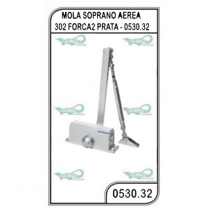 MOLA SOPRANO AEREA 302 FORCA2 PRATA - 0530.32
