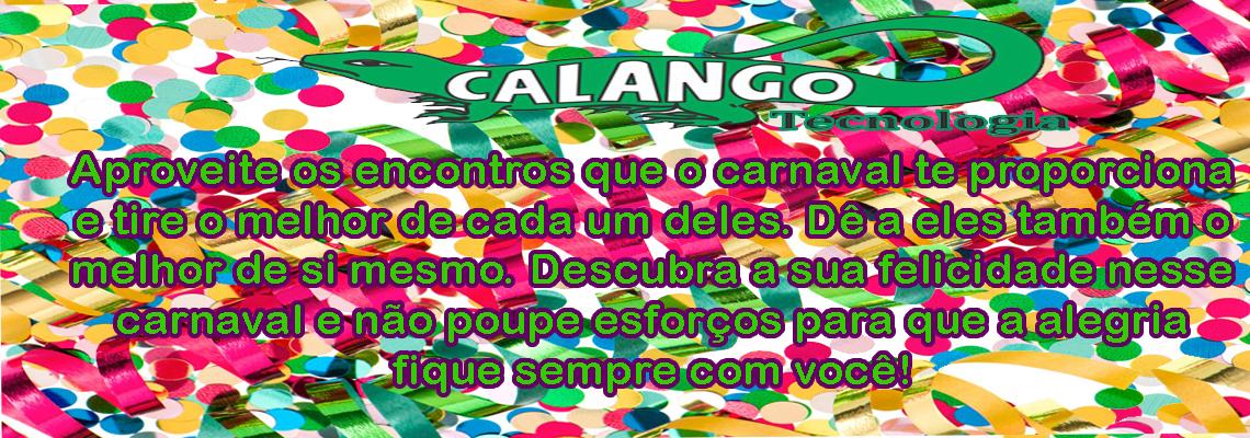 banner de carnaval