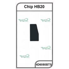 Chip 4D6080BTS Hyundai HB20
