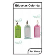 Etiqueta Colorida (pct 100un) 003-05